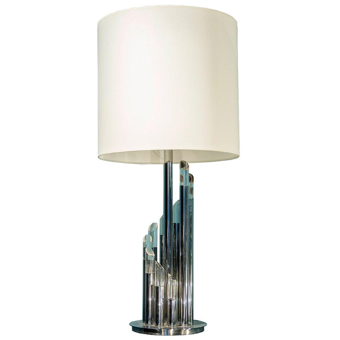 Table Lamp by Gaetano Sciolari