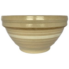 Rather Large Early 20th Century American Mixing Bowl