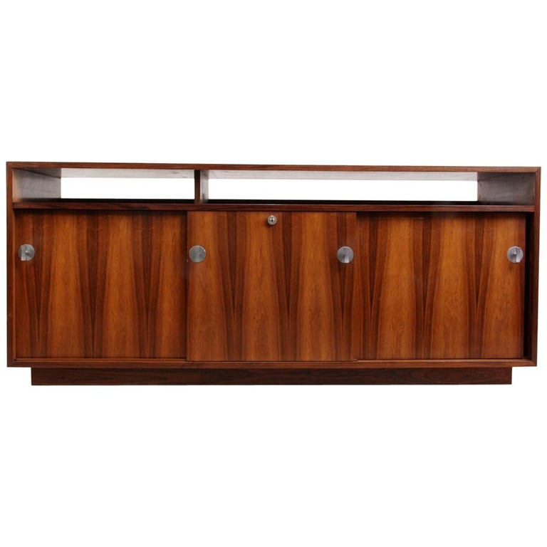 Diplomat Sideboard in Rosewood by Finn Jhul For Sale