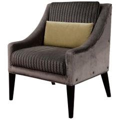Astounding Matteo High Back Wing Chair In Kravet Fabric From Costantini Short Links Chair Design For Home Short Linksinfo