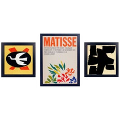 Selection of Modern Lithographs