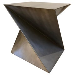 Contemporary Geometric Side Table, Style of Mathieu Mategot