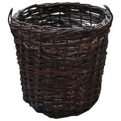 Vintage Basket from Hungary, circa 1950s