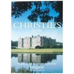 Christie's, Catalogue Furniture, Silver and Porcelain from Longleat, June 2002