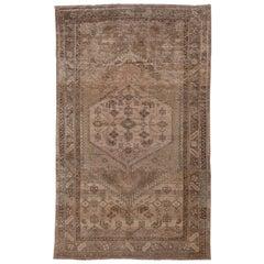 Mid-20th Century Persian Hamadan Rug