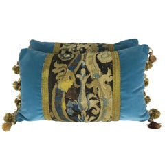 18th Century Tapestry Pillows Designed by Melissa Levinson