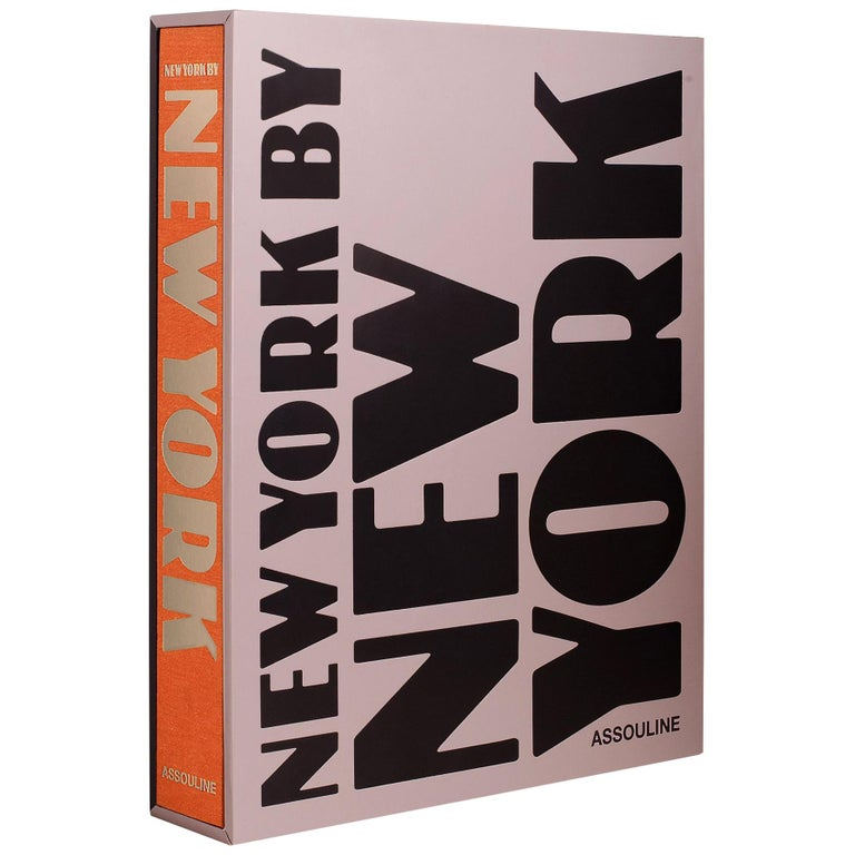 """New York by New York"" Book For Sale"