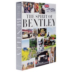 """Be Extraordinary, The Spirit of Bentley"" Book"