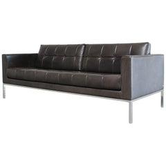 De Sede DS 159 Brown Naturale Leather Sofa