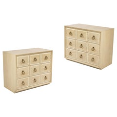 Pair of Dorothy Draper España Chests