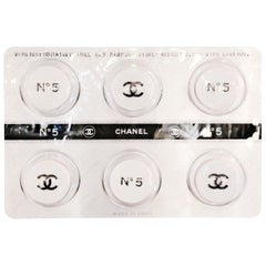 Pills Chanel White Panel Limited Edition