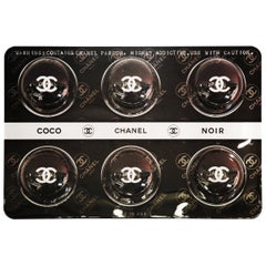 Pills Chanel Black Panel Limited Edition