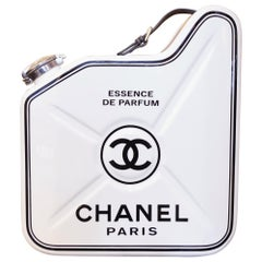 Jerrican Chanel N°5 White Art Piece in Limited Edition