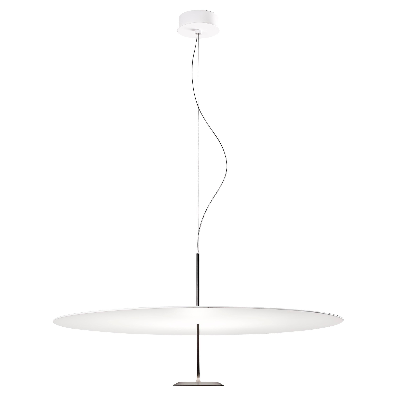 Lumina Dot Medium Pendant Light in Black by Foster+Partners