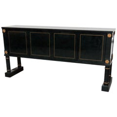 Directoire Style Sideboard Attributed to Maison Jansen