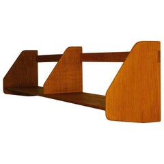 Shelves by Hans Wegner in Oak, for Ry Møbler, 1950s