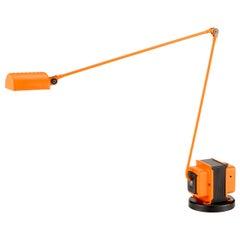 Lumina Daphine LED Table Lamp in Orange by Tommaso Cimini