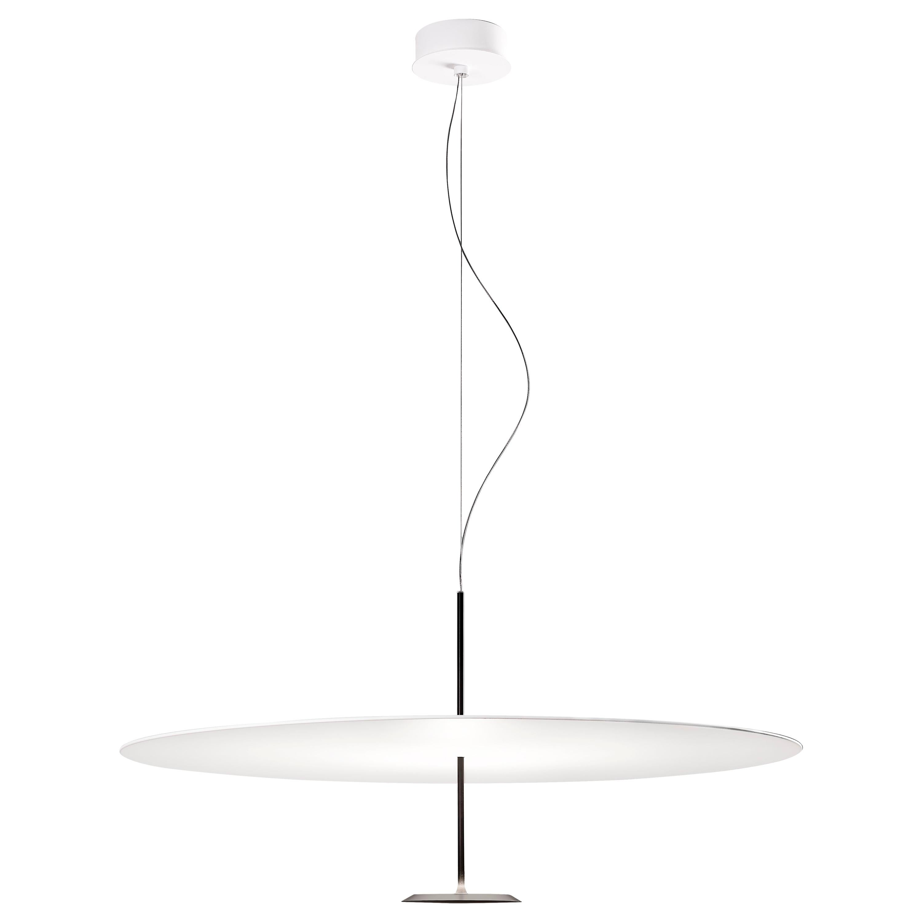 Lumina Dot Small Pendant Light in Black by Foster+Partners