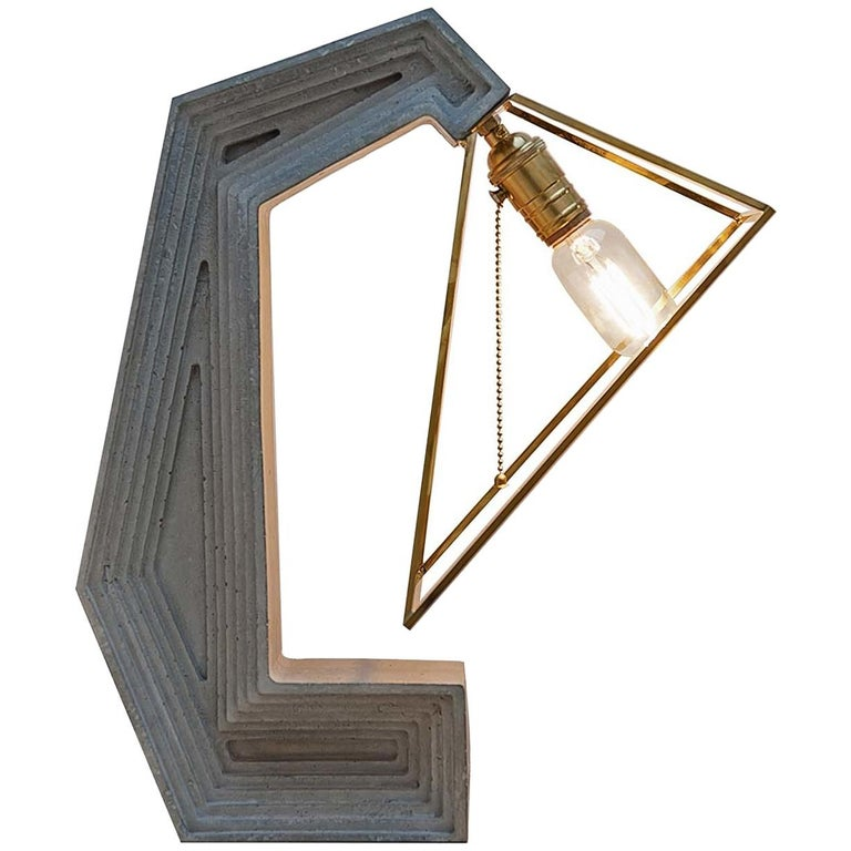 Inside Out Table Lamp For Sale