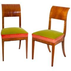 Biedermeier Chairs, Germany 1820