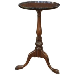 Early 20th Century Mahogany Lamp Table