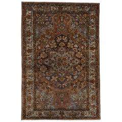 Attractive Persian Bakhtiari Rug