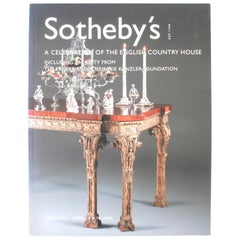Sotheby's: The English Country House Including Property from Kanzler Foundation