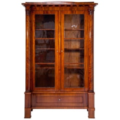 Neoclassical Bookcase, Northern Germany, circa 1810