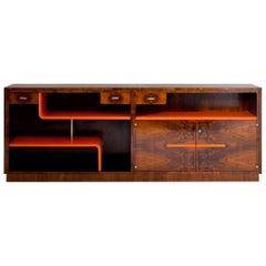 Art Deco Sideboard, 1940er Jahre