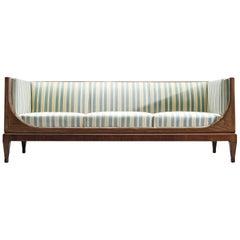 Frits Henningsen Mahogany Classic Sofa