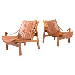 Pair of Lounge Chairs by Afdahl
