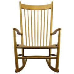 Hans Wegner J16 Rocking Chair