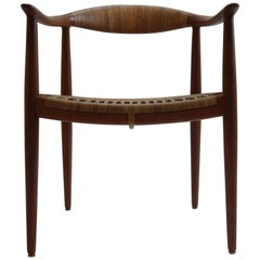 Original Early Version of the Chair by Hans J Wegner Johannes Hansen JH 501