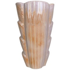 Large Ceramic Vase Rörstrand Gunnar Nylund, Sweden