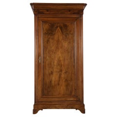 Early 19th Century French Louis Philippe Style Armoire