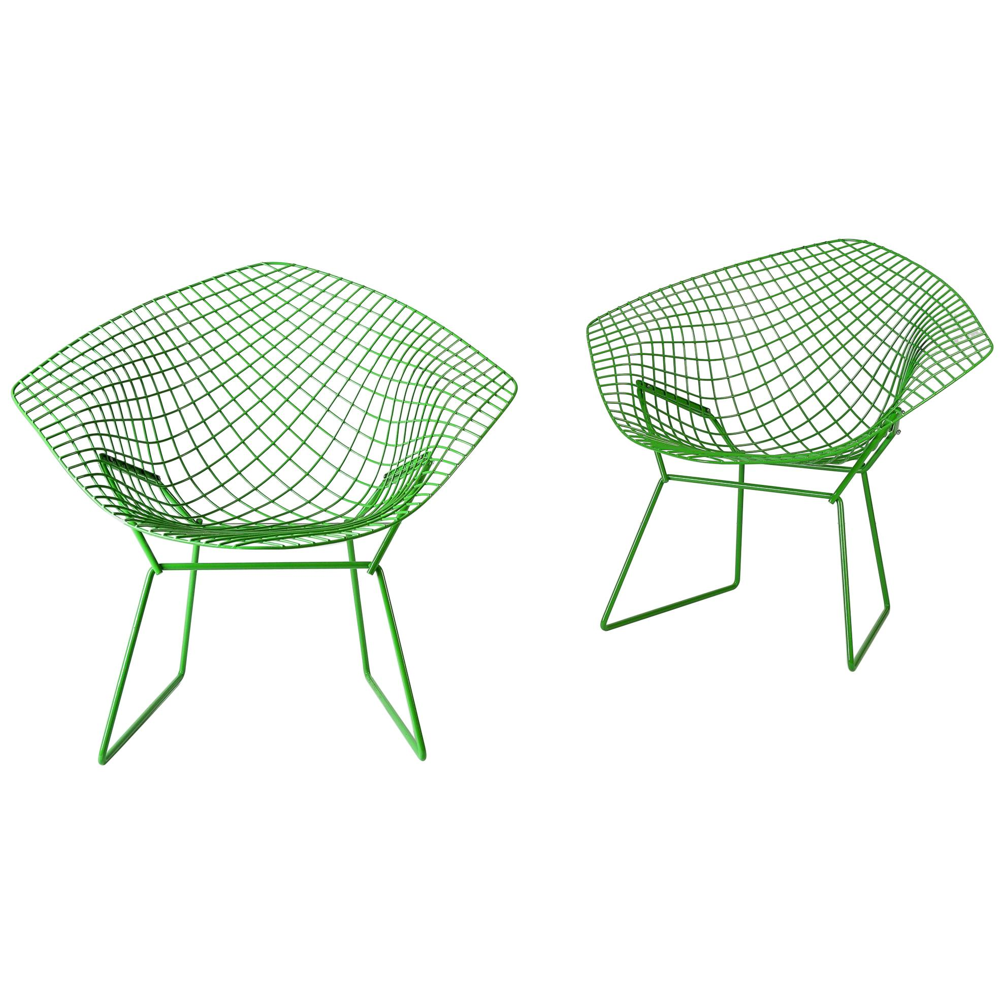 Green Coated Furniture
