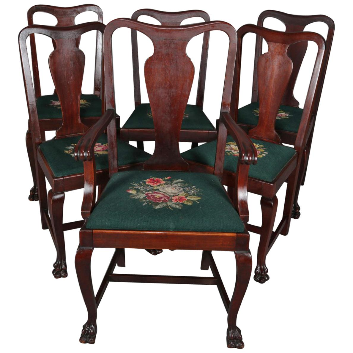 Chippendale Dining Room Chairs   111 For Sale At 1stdibs