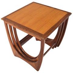 G Plan Astro Nesting Side Tables in Teak #2