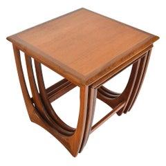 G Plan Astro Nesting Side Tables in Teak #3