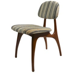 Set of 8 Matching Mid Century Modern Dining Chairs