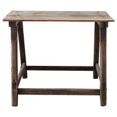 Rustic Country French Style Side Table
