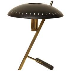 Louis Christian Kalff Z Table Lamp Mid-Century Modern Philips, 1955