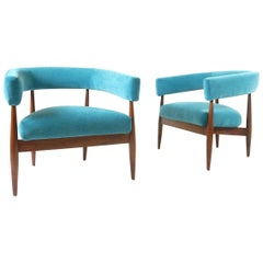 1950s Club Chairs by Kodawood