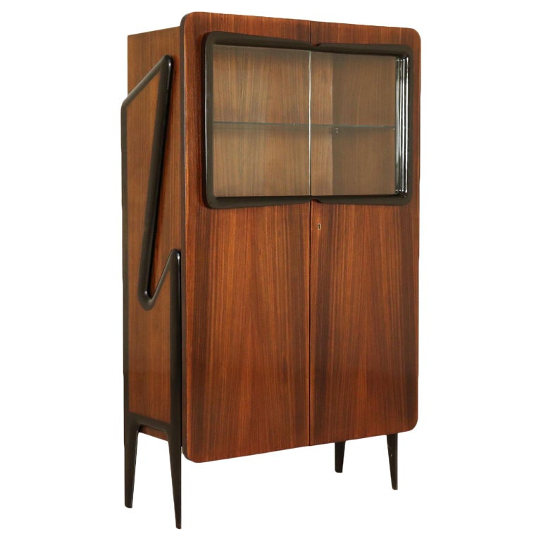 Dining Room Cabinet Attributable to Ico Parisi Vintage, Italy, 1952 For Sale