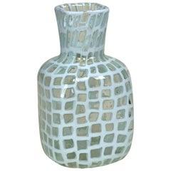 """Tobia Scarpa Vase """"Occhi"""" for Venini, circa 1960"""