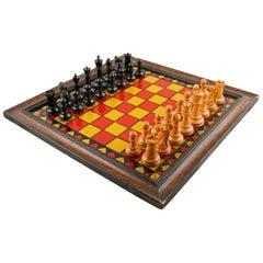 Jaques & Son 'The Staunton Chessmen'