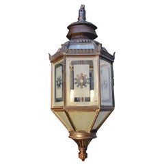 Pair of Antique Lanterns