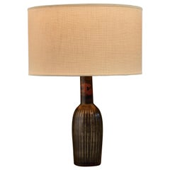 Carl-Harry Stålhane Ceramic Table Lamp
