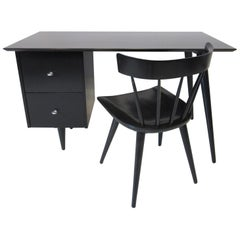 Paul McCobb Desk and Chair from the Planner Group by Winchendon
