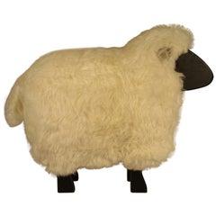 1960s Lifesize Sheep Sculpture